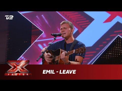 Emil synger 'Leave' - Glen Hansard (5 Chair Challenge) | X Factor 2019 | TV 2