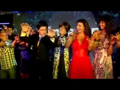 When Shah Rukh Khan Taught Om Shanti Om Dance Steps To TV Celebs!