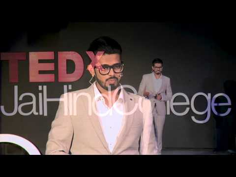 THN: Largest social network in the world | Danish Sheikh | TEDxJaiHindCollege