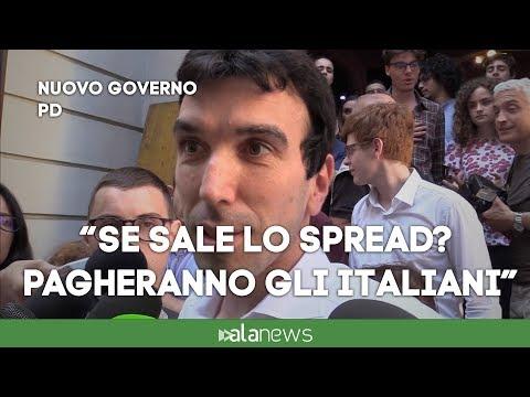 """Martina: """"Un nuovo partito di Renzi? Ma non esiste"""""""