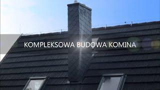 KOMPLEKSOWA BUDOWA KOMINA / Fasada Plus Komin System™
