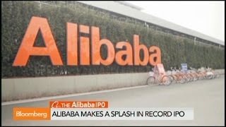 Alibaba IPO: What's Next After $25 Billion?