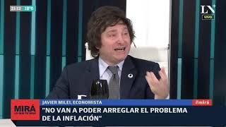 Javier Milei: \