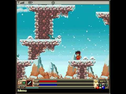 Ninja School 3 - Hướng dẫn đi qua Miệng núi lửa.avi