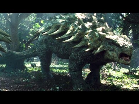 Meet the ANKYLOSAURUS - Jurassic World