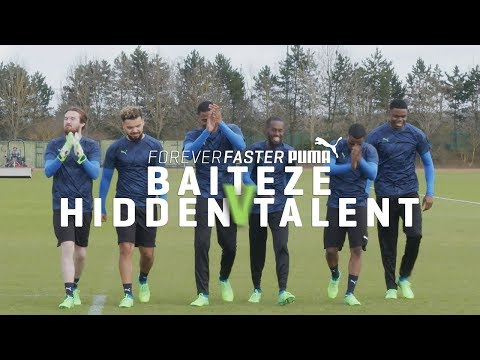 TEAM BELLERIN VS TEAM MONREAL | PUMA ONE CHALLENGE | BAITEZE VS HIDDEN TALENT