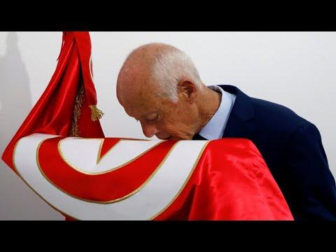 تغطية خاصة:  قيس سعيّد رئيسا جديدا لتونس بنسبة 76 في المئة  - نشر قبل 7 ساعة