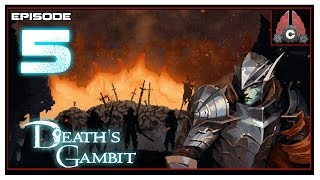 Let's Play Death's Gambit Full Release With CohhCarnage - Episode 5