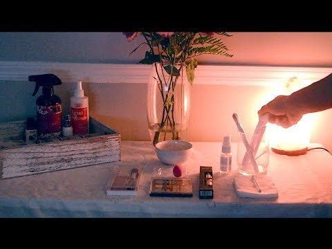 Asmr - Spa Roleplay- Rose Treatment
