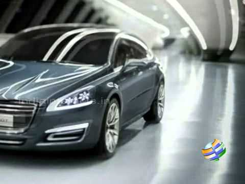 2010 Peugeot 5 Concept Youtube
