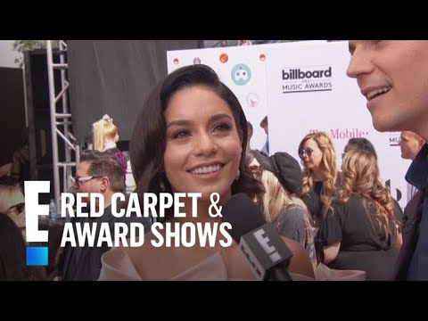Vanessa Hudgens Talks Hosting 2017 Billboard Music Awards | E! Live from the Red Carpet