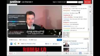 Steven Chilton Rumbled Feathers 4chan Troll Raid Trolling Parts 1 and 2