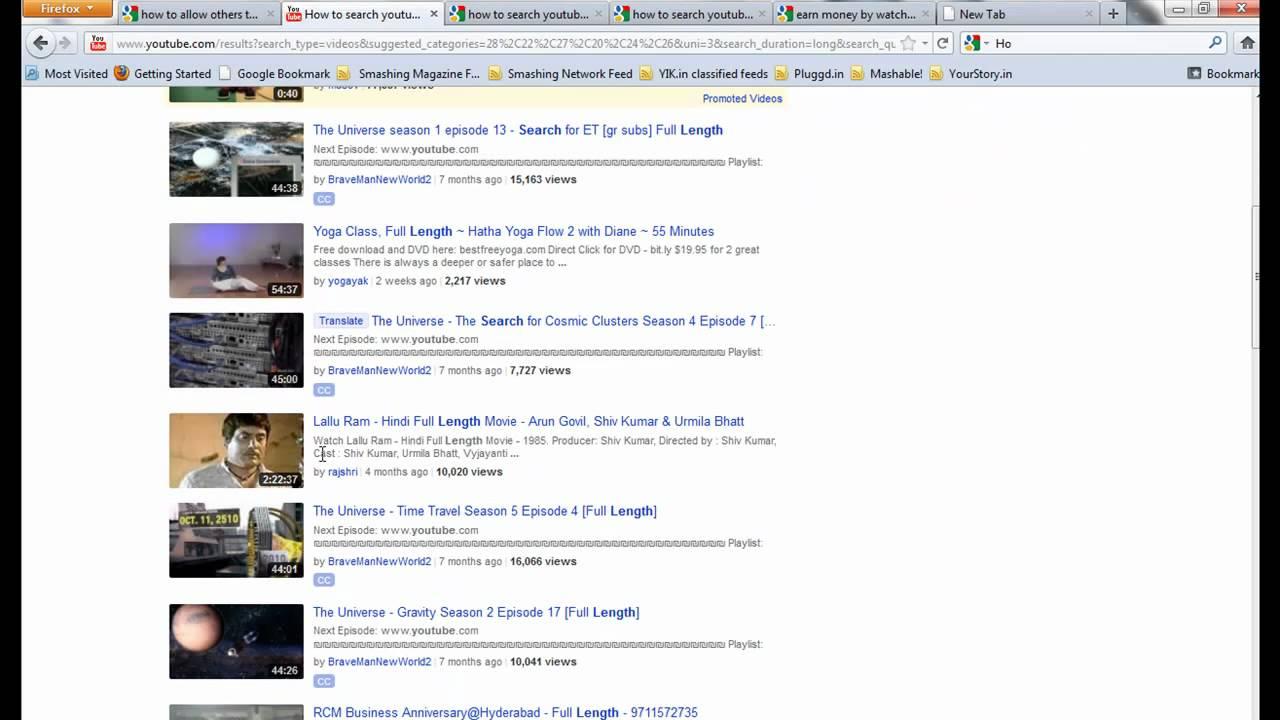 Image result for Longer video length in youtube