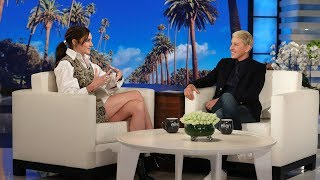 Shailene Woodley Plays 'Woodley Have Done It?'