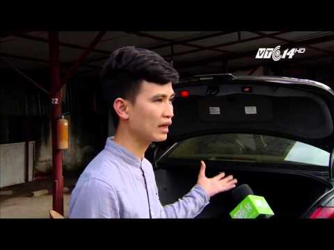 (VTC14)_Thêm một bình chữa cháy phát nổ trên ô tô