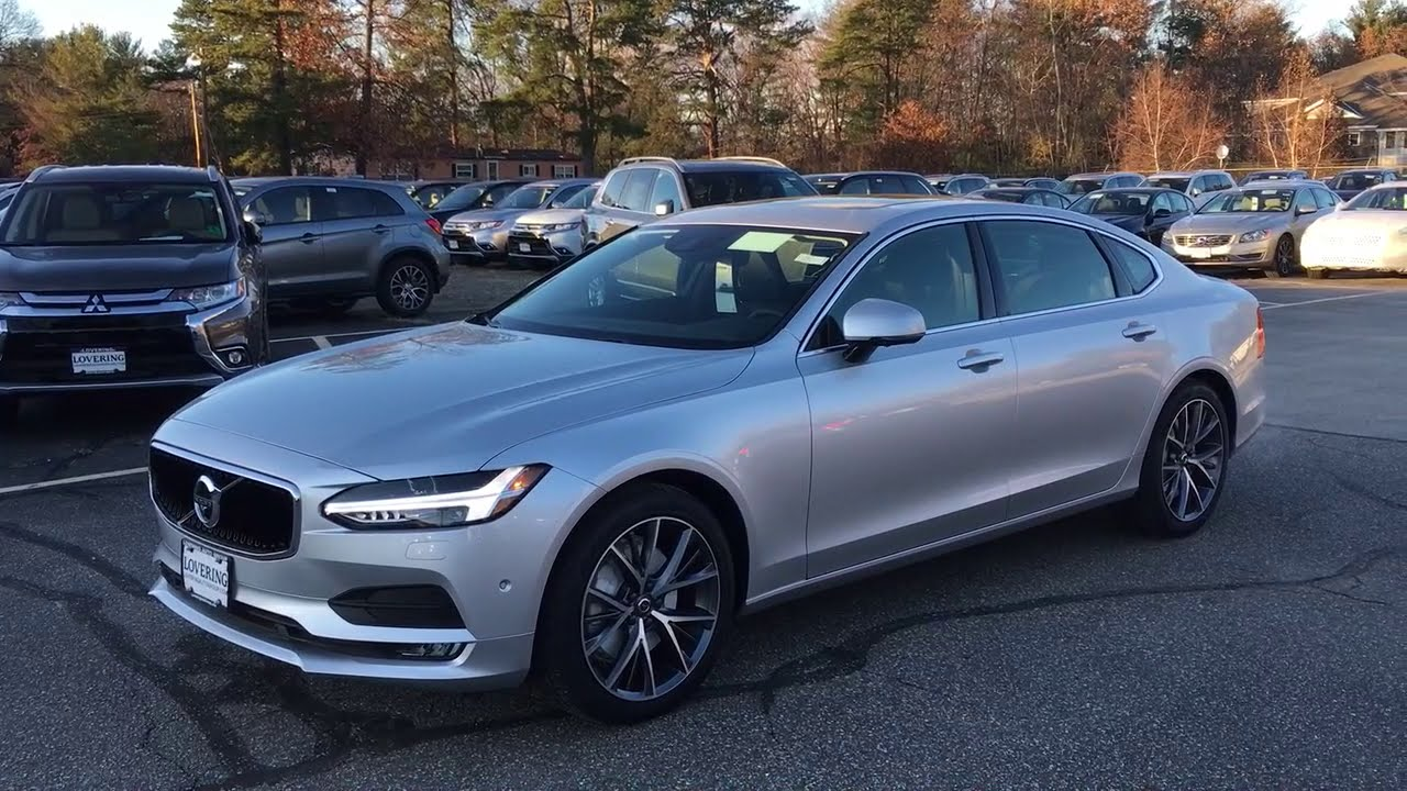 Volvo s90 t5 review
