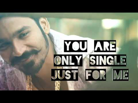 I am a loyal husband-Dhanush-Maari-Donu Song english Version Whatsapp Status