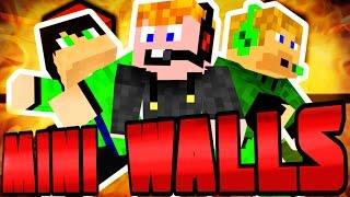 Minecraft - Mini walls [ELEGET NYERTÜNK!]