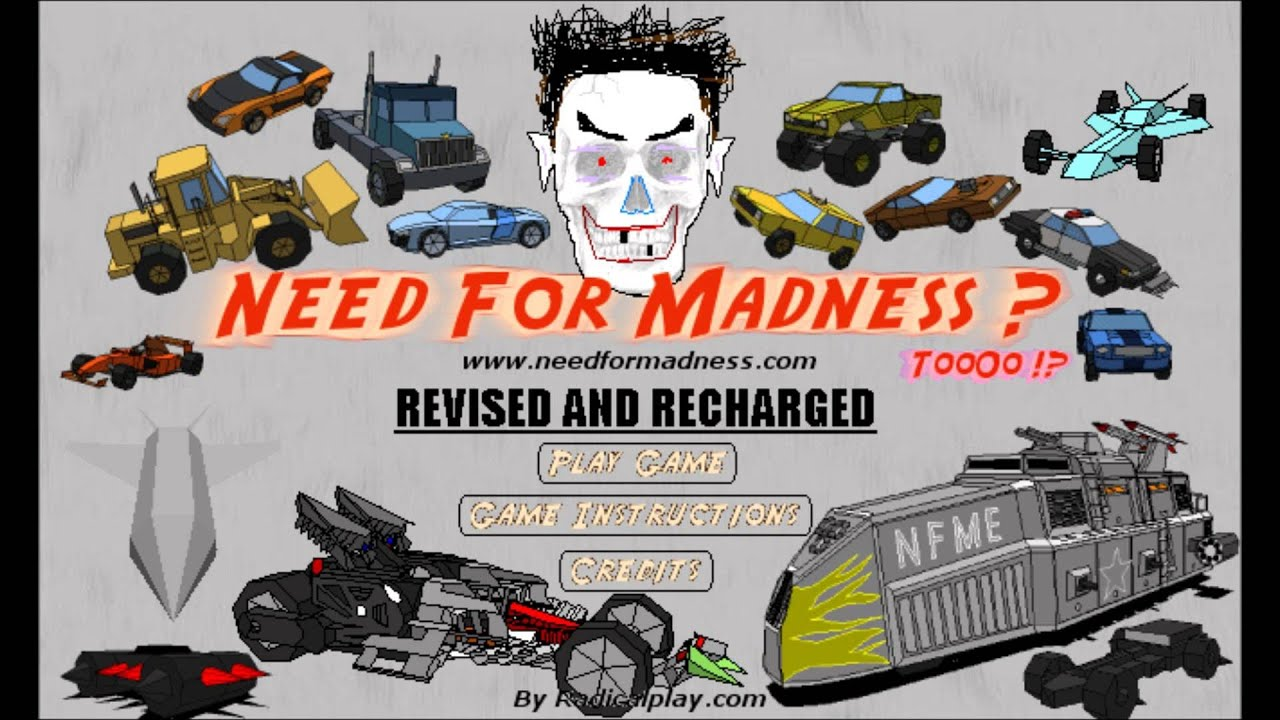 Need For Madness 2