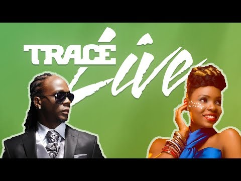 YEMI ALADE FT. ADMIRAL T - BUM BUM | @ TRACE Live