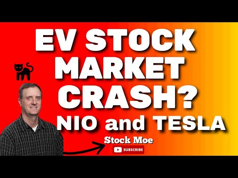 EV MARKET CRASH Or EV OPPORTUNITY? Tesla And NIO Stock Price Predictions