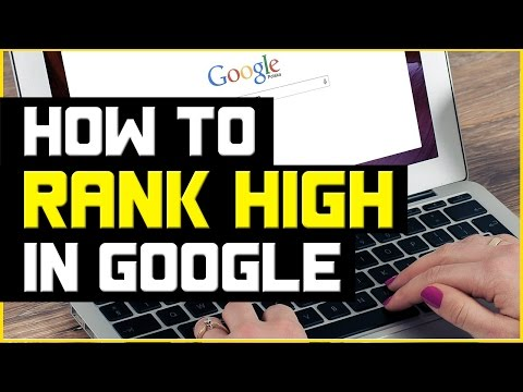 SEO For Beginners 2017 - How to Rank High In Google?
