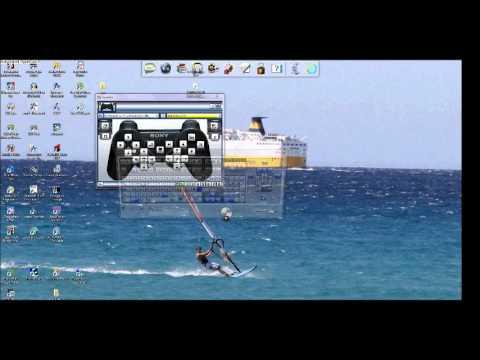 Emulateur nes pour pc manette de ps3 youtube - Emulateur console pour pc ...