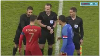 PORTUGAL vs BELANDA   0 - 3   FRIENDLY MATCH HIGHLIGHTS - MARET 2018 - LAST MATCH