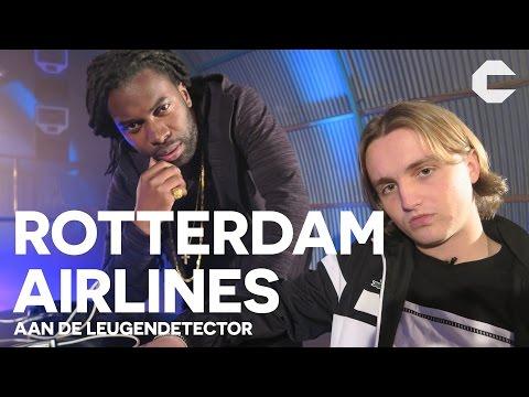 KEVIN & JAIRZINHO over de TOEKOMST van ROTTERDAM AIRLINES - CONCENTRATE Zie Ze Liegen