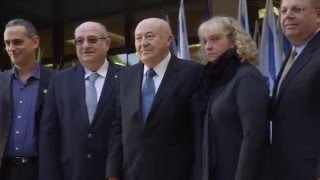 Dedication of Technion Viterbi Faculty of Electrical Engineering