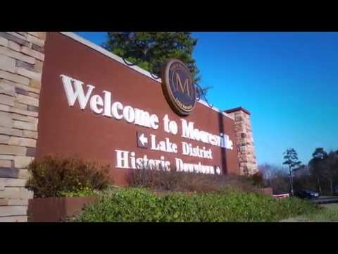 Mooresville NC Voted Best Ciity in NC to live. Find Out Why.