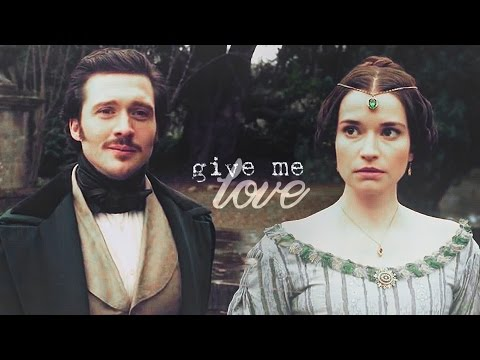 ernest + harriet ❧ give me love. [victoria]