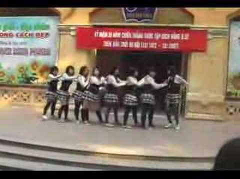 nu sinh pdp dance