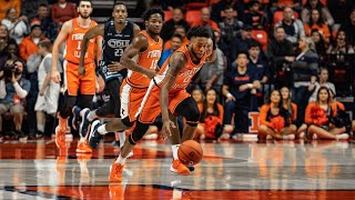 Top plays and illini sports network radio calls from the illini's 69-55 win over old dominion at state farm center on dec. 14, 2019.