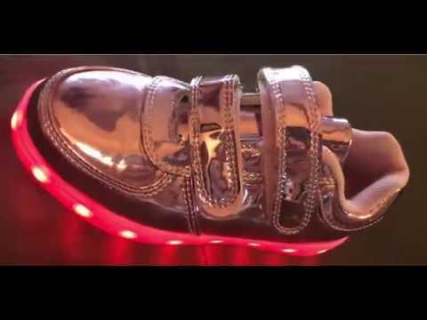 Детские кроссовки - YouTube