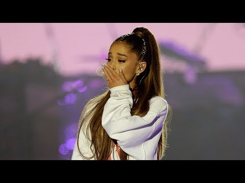 Ariana Grande Gets Honored By City Of Manchester In MAJOR Way