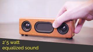 Compact DIY Bluetooth Speąker (TUTORIAL)