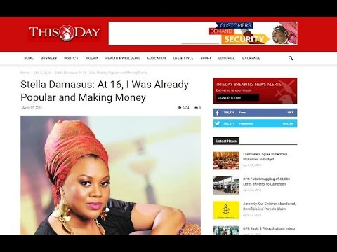 Thisday Newspaper - Plagiarism is a Crime   Please Stop