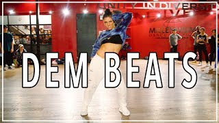 TODRICK HALL - DEM BEATS | CHOREOGRAPHY BY BLAKE MCGRATH