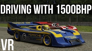 Assetto Corsa - The Most Powerful Car I