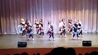 Лодос г. Саратов Цыганский танец, танец живота, Танцы в Саратове