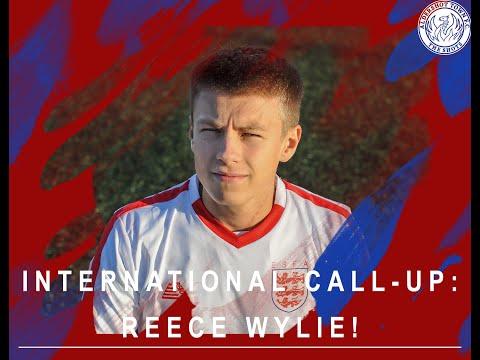 International Call-Up: Reece Wylie