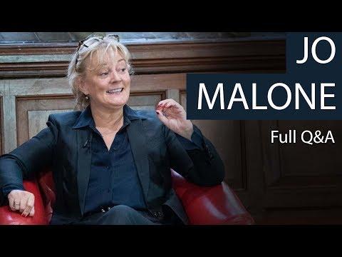 Jo Malone | Full Q&A | Oxford Union