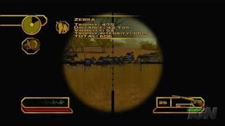 Cabela's African Safari Xbox 360 Gameplay - The