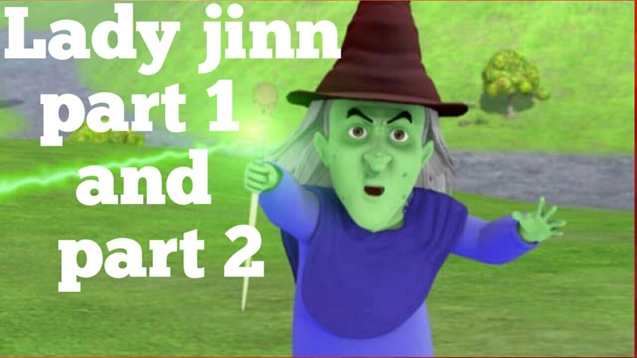 Download Robot boy lady jinn part 1and part 2 full episode