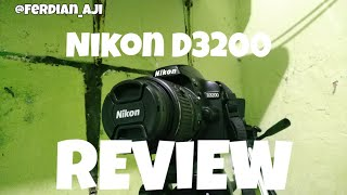 Review Nikon D3200 Indonesia