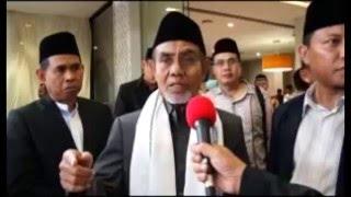Pesan K.H. Hasan Abdullah Sahal Dalam Silaturahmi Forum Pesantren Alumni Gontor