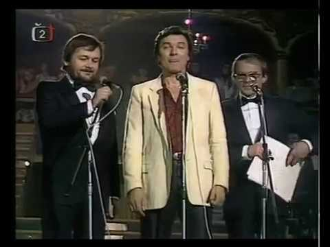 Karel Gott + Karel Šíp + Jaroslav Uhlíř (1982)