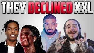 10 Rappers Who Declined To Be On The XXL Freshman Cover