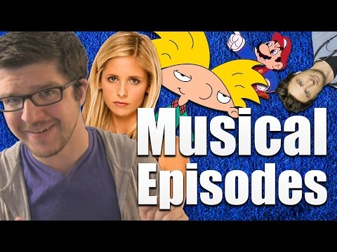 "The ""Musical"" Episode — Buffy and Beyond!"
